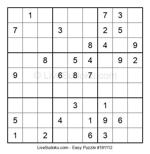 Beginners Puzzle #191112