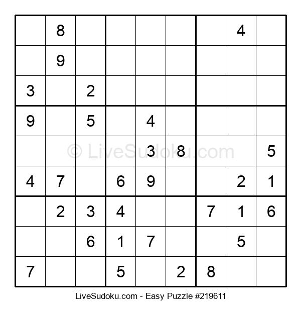 Beginners Puzzle #219611