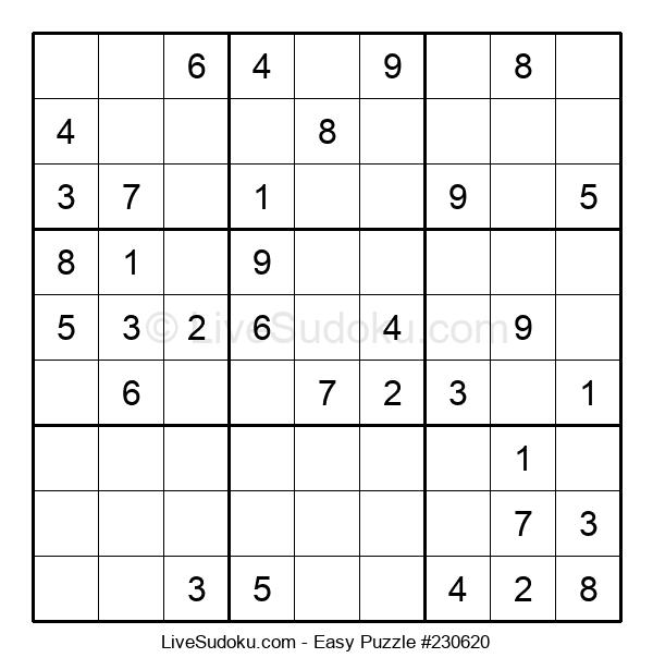 Beginners Puzzle #230620