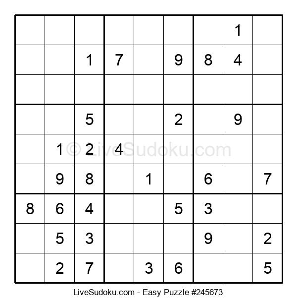 Beginners Puzzle #245673