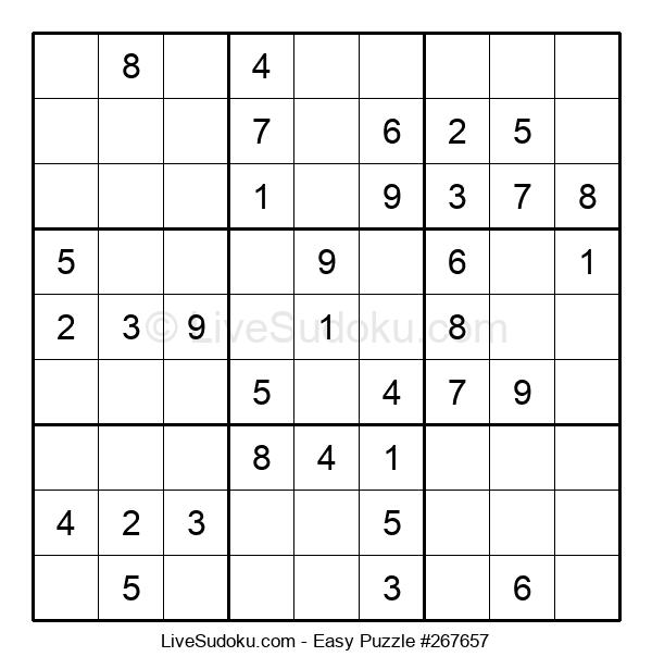 Beginners Puzzle #267657