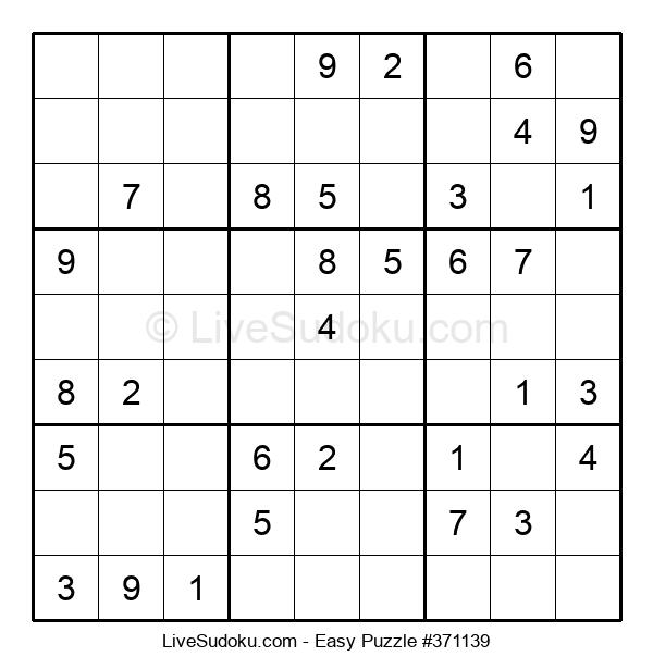 Beginners Puzzle #371139