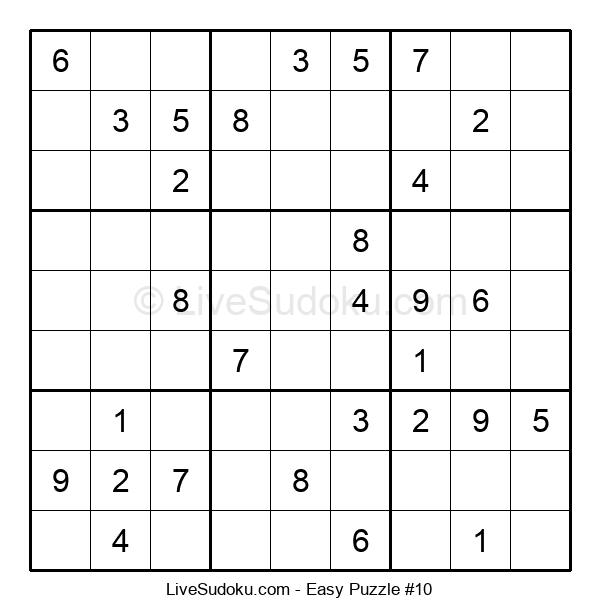 Beginners Puzzle #10
