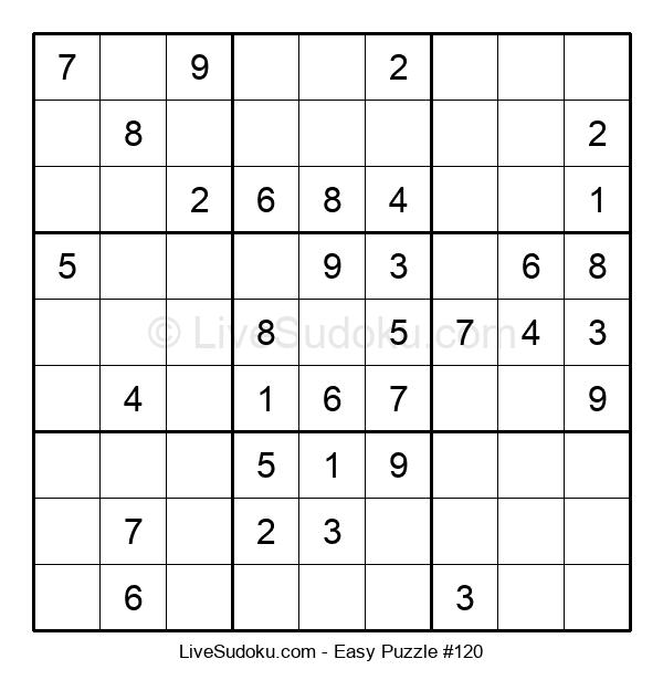 Beginners Puzzle #120