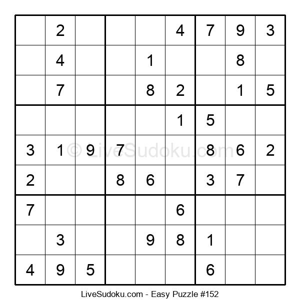 Beginners Puzzle #152