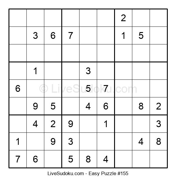 Beginners Puzzle #155