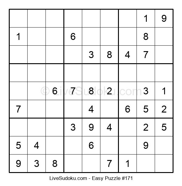 Beginners Puzzle #171