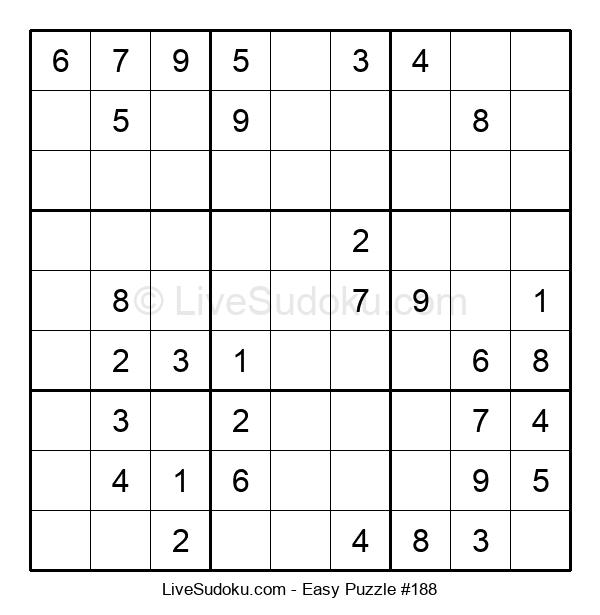 Beginners Puzzle #188