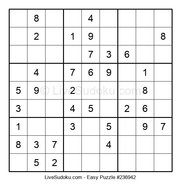 Beginners Puzzle #236942