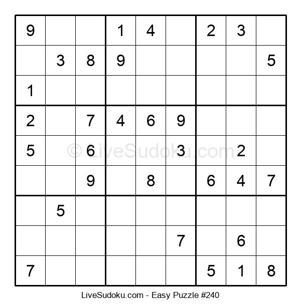 Beginners Puzzle #240