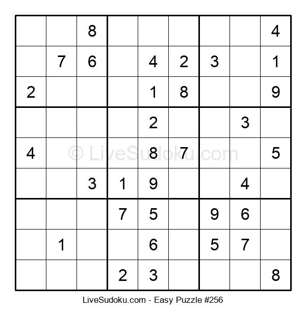 Beginners Puzzle #256