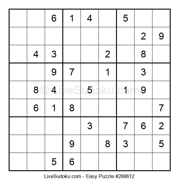 Beginners Puzzle #268612
