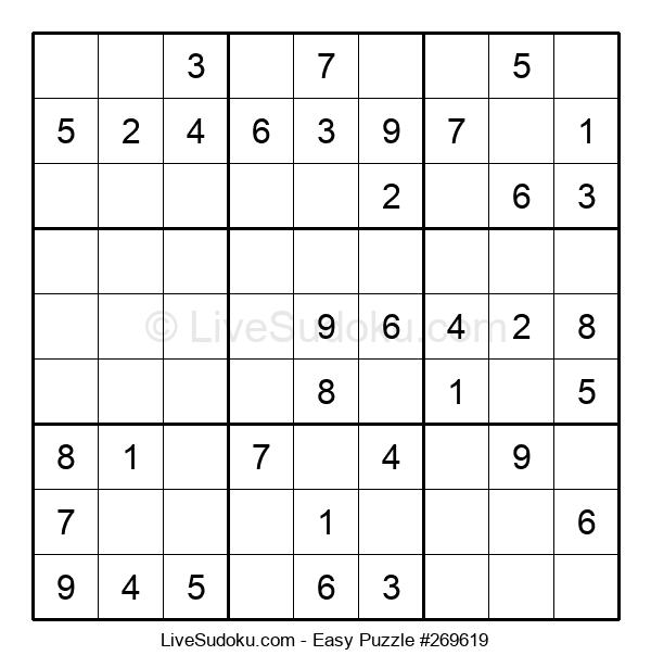 Beginners Puzzle #269619