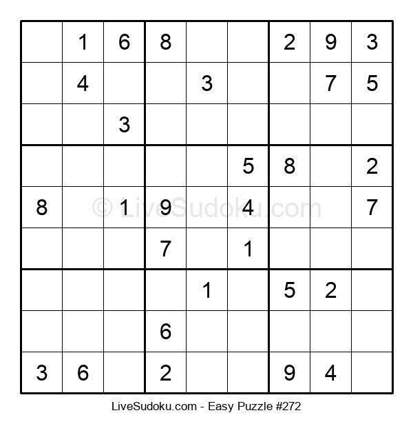 Beginners Puzzle #272