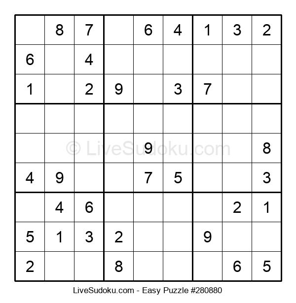 Beginners Puzzle #280880