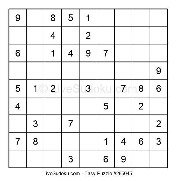 Beginners Puzzle #285045