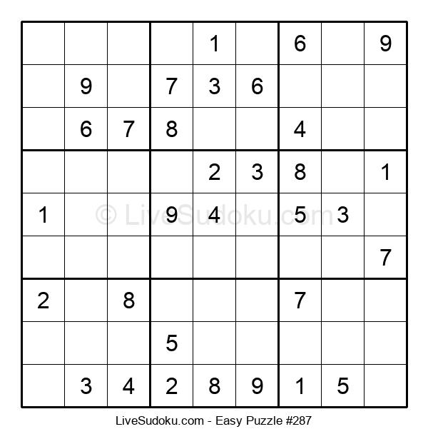 Beginners Puzzle #287