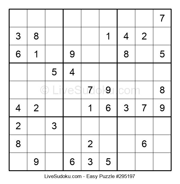 Beginners Puzzle #295197