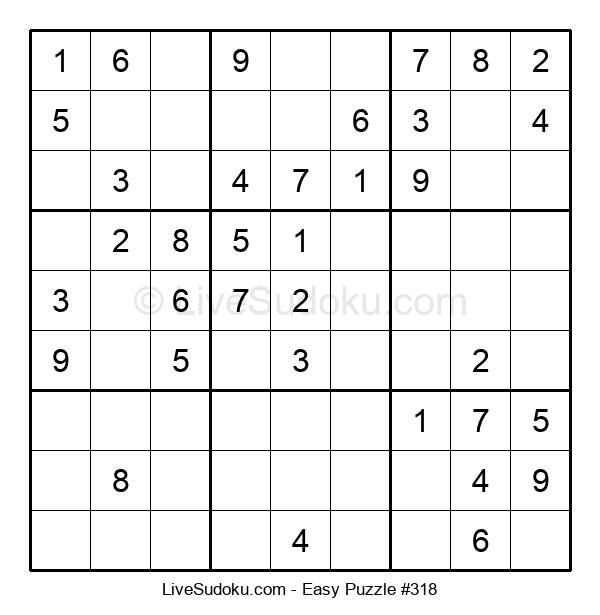 Beginners Puzzle #318