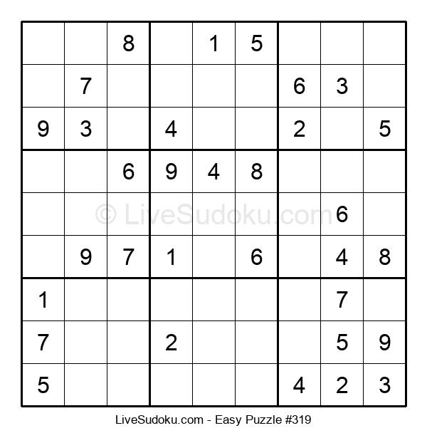 Beginners Puzzle #319