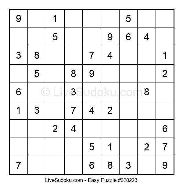 Beginners Puzzle #320223