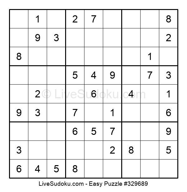 Puzzle para principiantes nº 329689