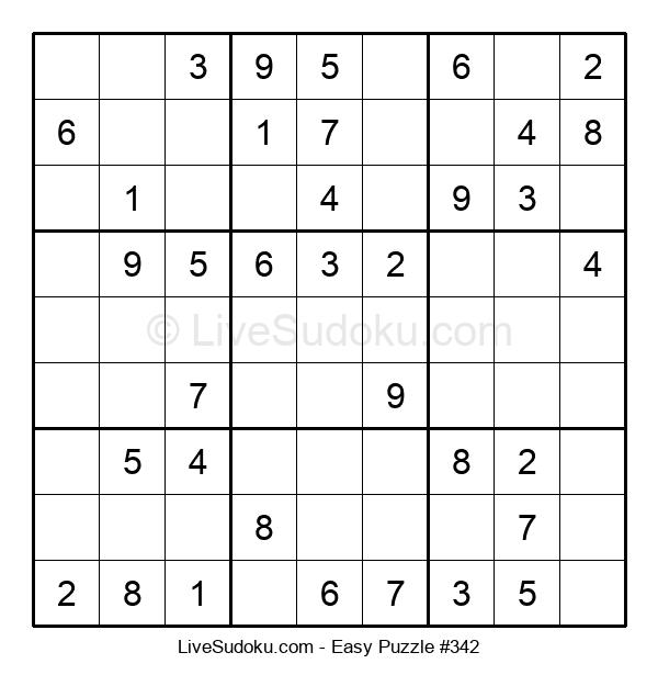 Beginners Puzzle #342