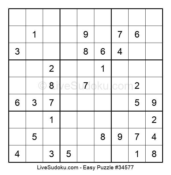 Puzzle para principiantes nº 34577