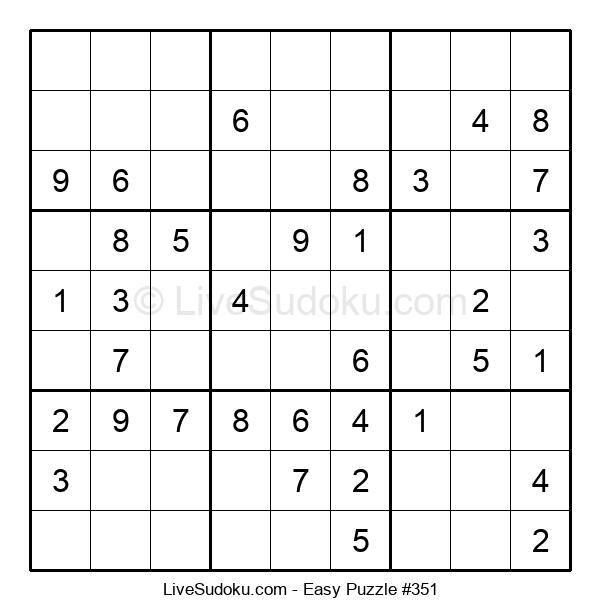 Beginners Puzzle #351
