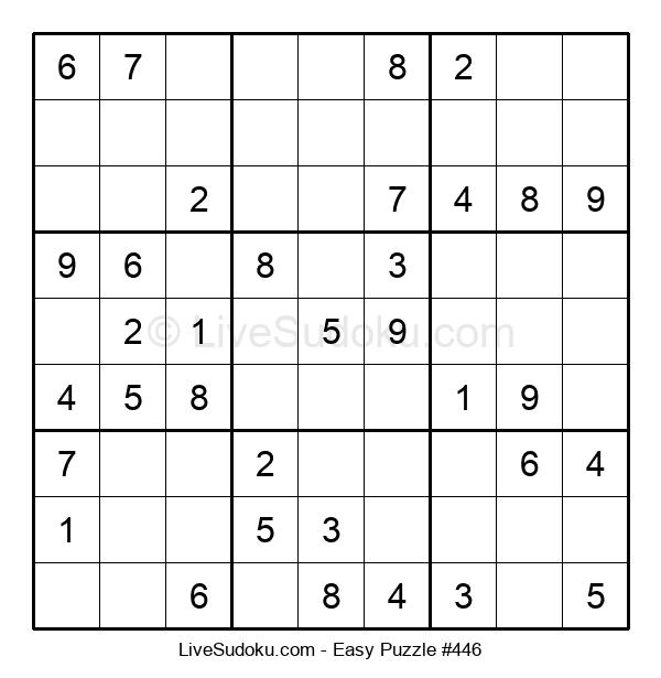 Beginners Puzzle #446