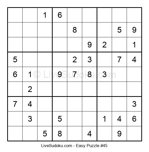 Beginners Puzzle #45