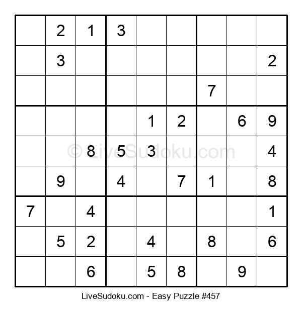 Beginners Puzzle #457