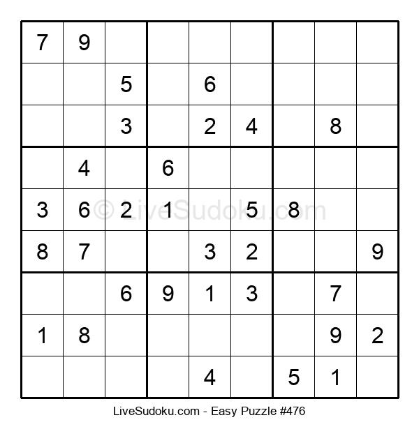 Beginners Puzzle #476
