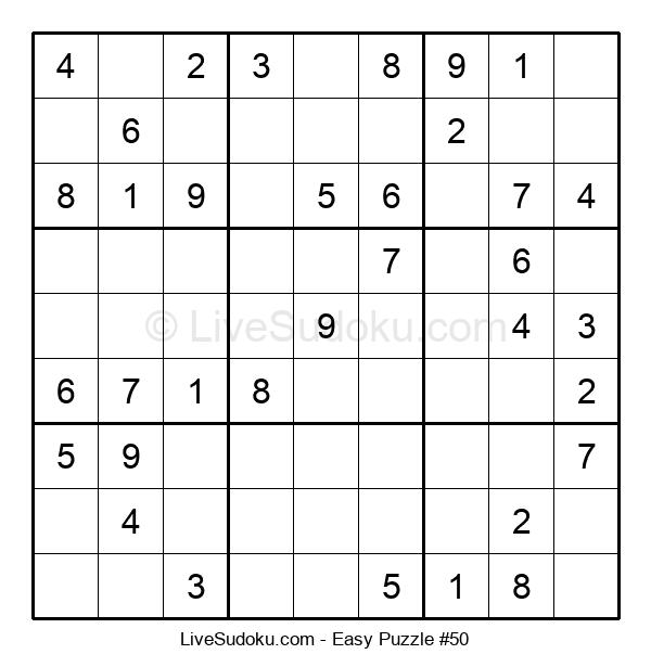 Beginners Puzzle #50