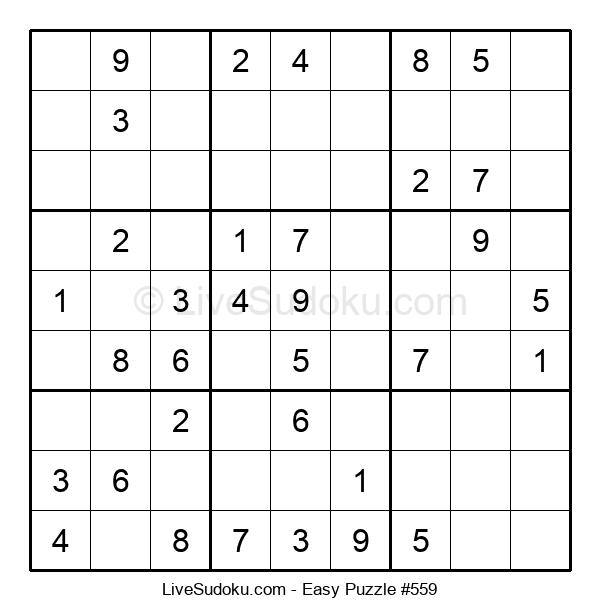 Beginners Puzzle #559