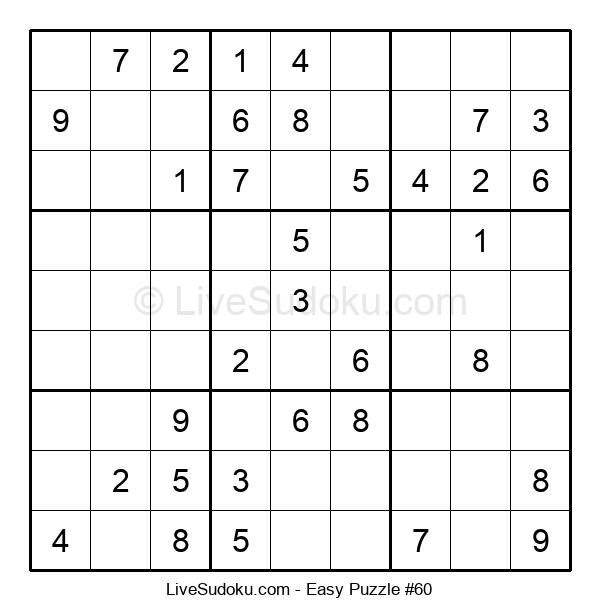Beginners Puzzle #60