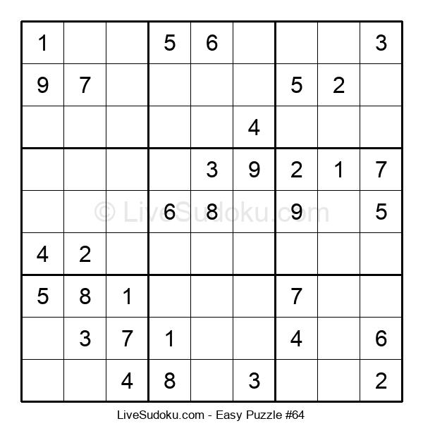 Beginners Puzzle #64
