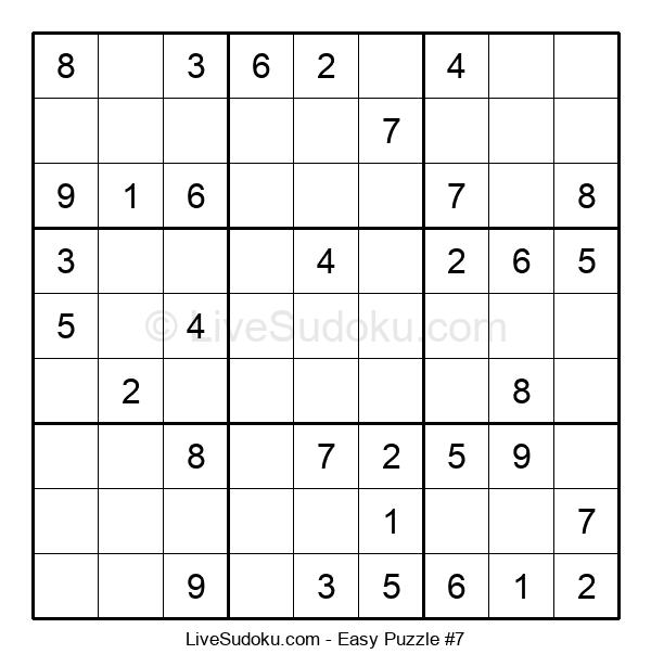 Beginners Puzzle #7