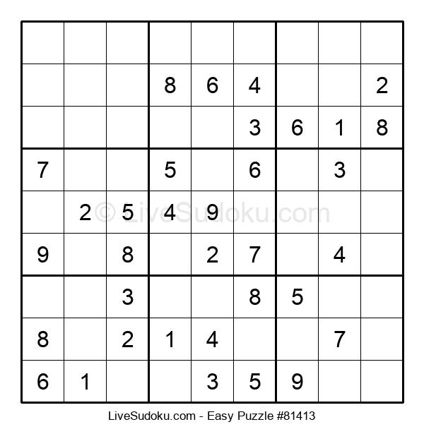 Beginners Puzzle #81413