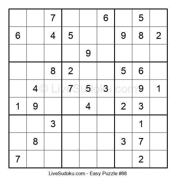Beginners Puzzle #88