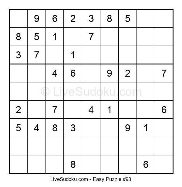 Beginners Puzzle #93