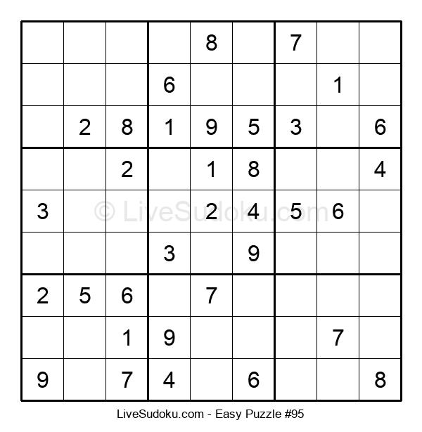 Beginners Puzzle #95