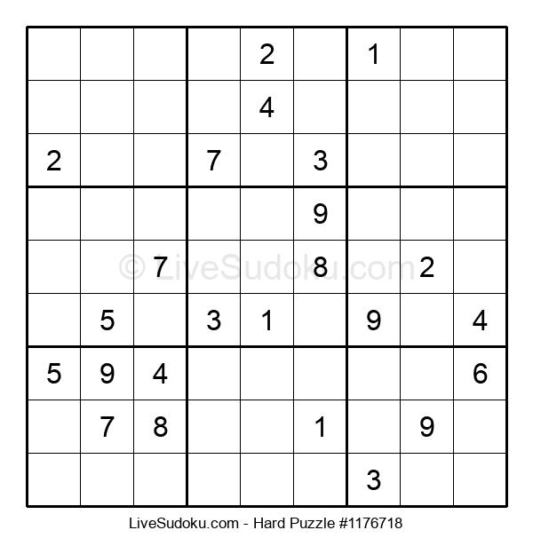 Hard Puzzle #1176718