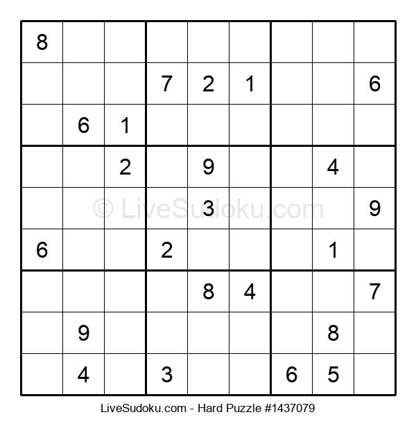 Puzzle nivel difícil nº 1437079
