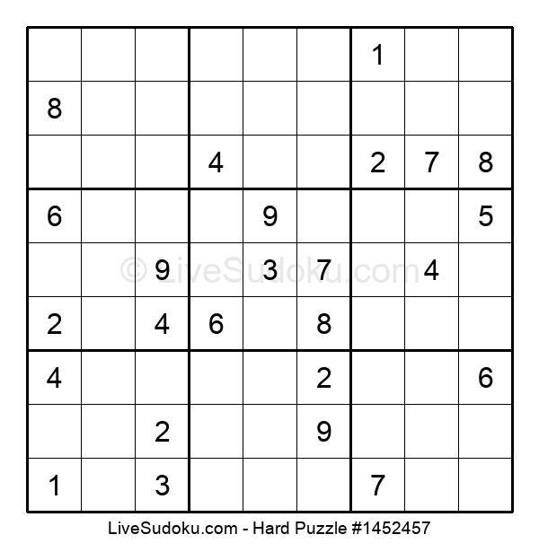 Puzzle nivel difícil nº 1452457