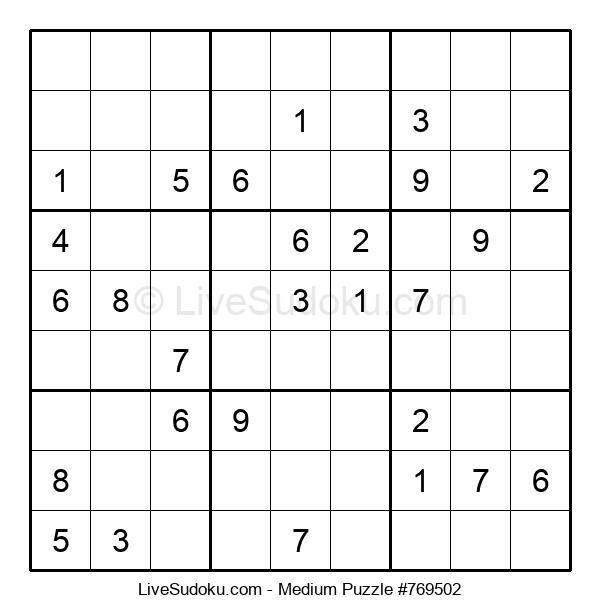 Puzzle nivel medio nº 769502
