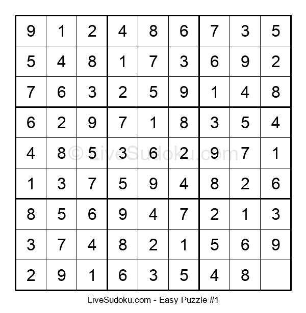 Beginners Puzzle #1