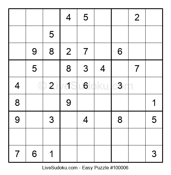 Beginners Puzzle #100006