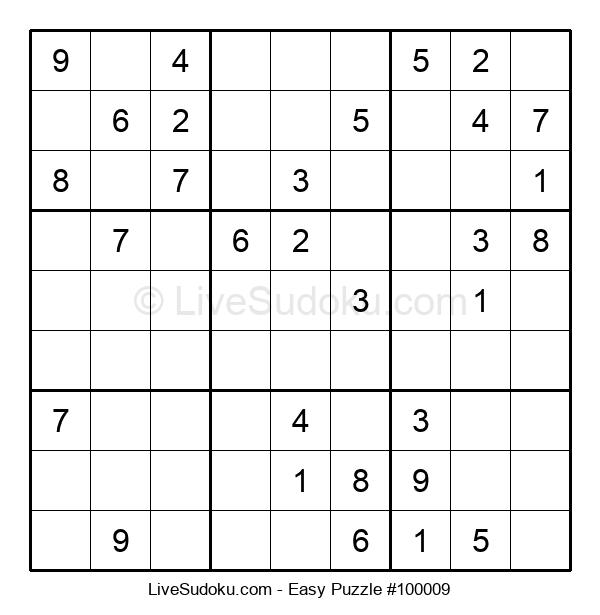 Beginners Puzzle #100009