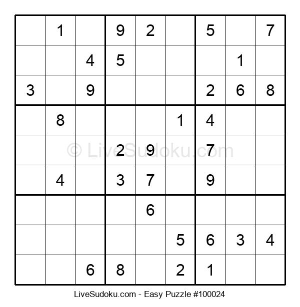 Beginners Puzzle #100024